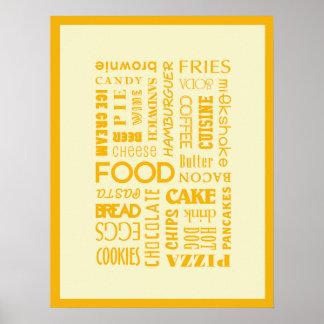食糧 ポスター