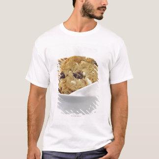 食糧、食糧および飲み物のクッキー、デザート、さくらんぼ、 Tシャツ