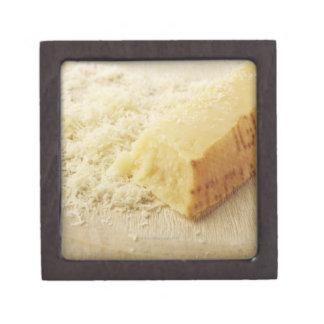 食糧、食糧および飲み物のチーズ、火格子を付けられるパルメザン ギフトボックス