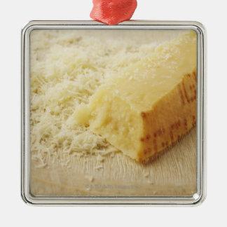 食糧、食糧および飲み物のチーズ、火格子を付けられるパルメザン メタルオーナメント