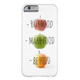 食糧 BARELY THERE iPhone 6 ケース