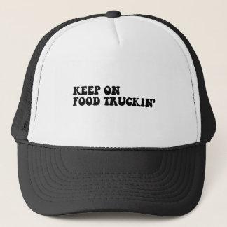 食糧Truckinで保って下さい キャップ