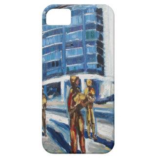 飢饉の記念物 iPhone SE/5/5s ケース
