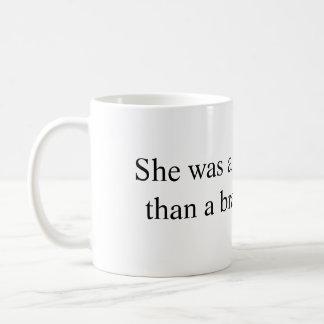 飲まれた彼女は脳外科医よりよかったです コーヒーマグカップ