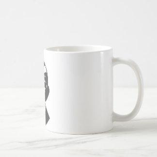 飲まれる入れ墨された主婦- コーヒーマグカップ