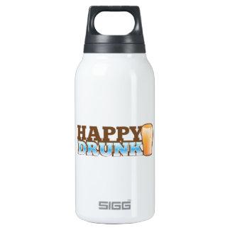 飲まれる幸せ! ビールおよび頭部とのデザイン 断熱ウォーターボトル