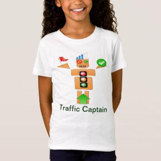 飲み物およびドライブインターネットTraffice Tシャツ