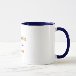 飲み物のコーヒー。 ないかっこい援助 マグカップ