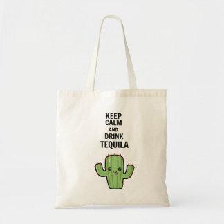 飲み物のテキーラ トートバッグ