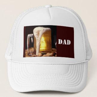 飲み物のパパ キャップ