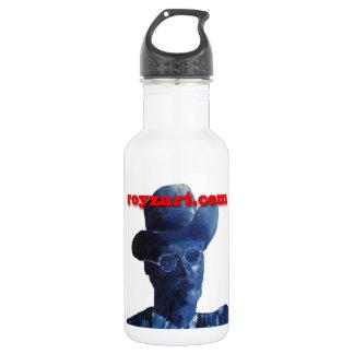 飲み物のボトルのジェームスジョイスの印刷物 ウォーターボトル