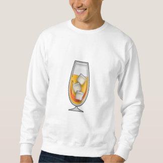 飲み物のワイシャツ スウェットシャツ