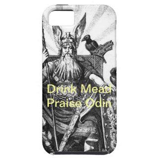 飲み物の蜂蜜酒-賞賛Odin iPhone SE/5/5s ケース