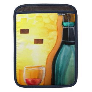 飲み物はメリーなiPadの袖であり、 iPadスリーブ