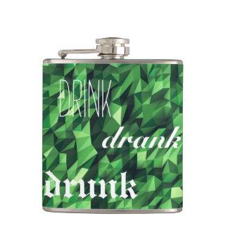 飲み物は、飲まれたユーモアのフラスコ飲みました フラスク