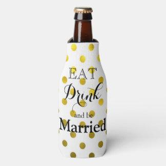 飲み物を食べ、メリーがあって下さい ボトルクーラー