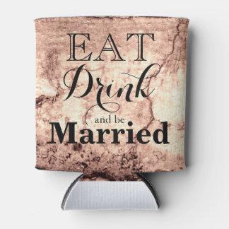 飲み物を食べ、結婚したがあって下さい 缶クーラー