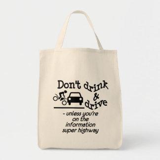 飲み物及びドライブバッグ トートバッグ