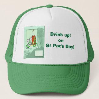 飲み物! St Pat日! キャップ