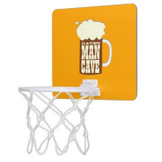 飲むゲームの人の洞窟の習慣 ミニバスケットボールゴール