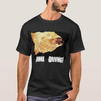 飲酒運転のワイシャツ Tシャツ