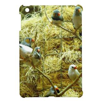 飼鳥園のエンクロージャのカナリア諸島の終わり iPad MINIケース