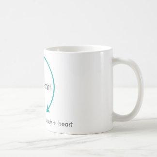 養ミントのクラシックのマグ コーヒーマグカップ