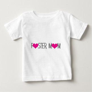 養育関係のお母さんT-shirt.png ベビーTシャツ