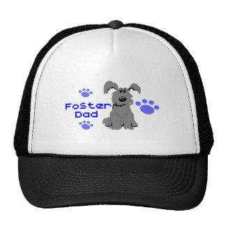 養育関係犬のパパのトラック運転手の帽子 キャップ