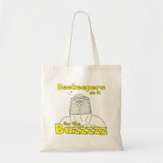 養蜂家はBuzzzzzのためのそれを-トートします トートバッグ