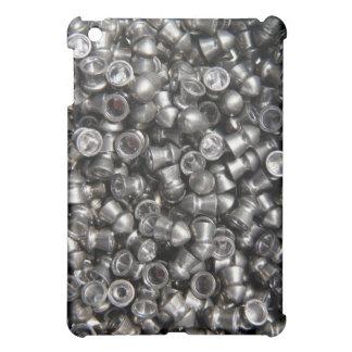 餌銃の弾薬-撃つことのための鉛のシャープのヒント iPad MINIケース