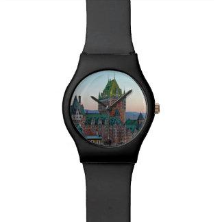 館Frontenac、ケベック 腕時計