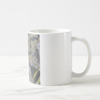 首都 コーヒーマグカップ