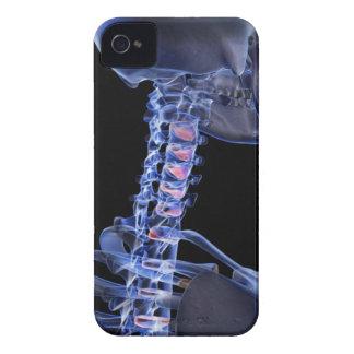首3の骨 Case-Mate iPhone 4 ケース