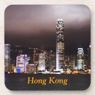 香港のスカイラインのコースター コースター