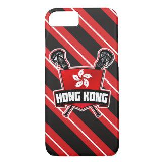 香港のラクロスの電話カバー iPhone 8/7ケース