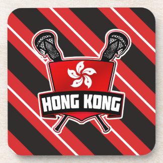 香港のラクロスはコースターを飲みます コースター