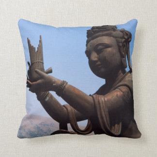香港のランタオ島、Po林修道院 クッション
