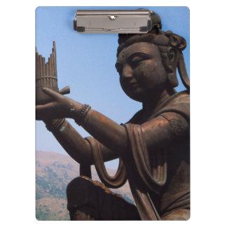香港のランタオ島、Po林修道院 クリップボード