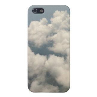 香港の上の雲 iPhone SE/5/5sケース