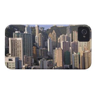 香港の中国の都市景観 Case-Mate iPhone 4 ケース
