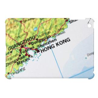香港の地図 iPad MINIカバー