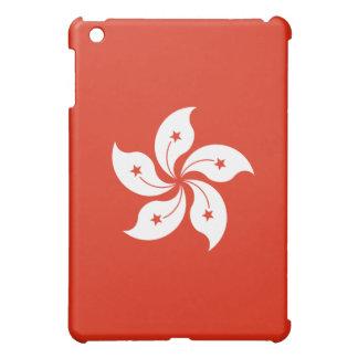 香港の旗のAppleのiPadの場合 iPad Miniケース