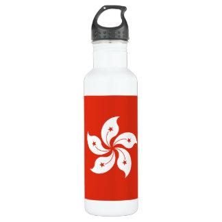 香港の旗 ウォーターボトル