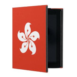 香港の旗 iPad ケース