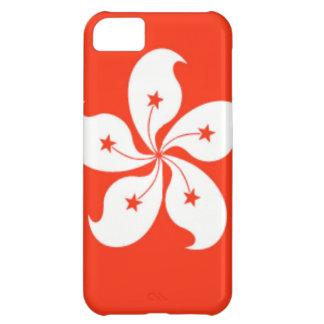 香港の旗 iPhone5Cケース