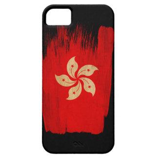 香港の旗 iPhone SE/5/5s ケース
