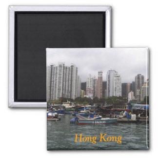 香港湾の磁石 マグネット