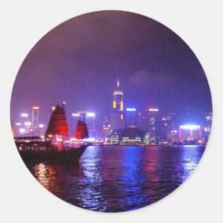 香港 ラウンドシール