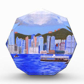 香港 表彰盾